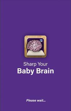 Sharp Your Baby Brain poster