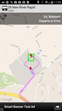 YourBus Radford Transit screenshot 3