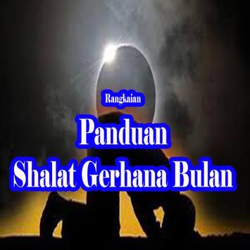 Rangkaian Panduan Shalat Gerhana Bulan poster