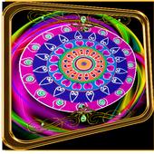 New Year Rangoli Designs 2016 icon