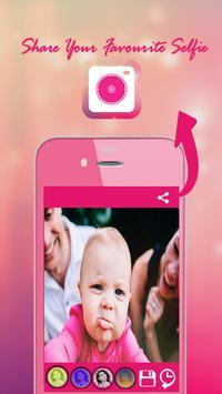 Selfie Camera screenshot 5