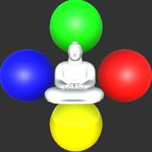 VR Color Kasina Meditation icon