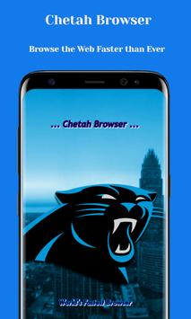 Chetah Browser poster