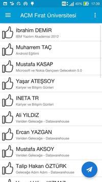 ACMFırat Mobil apk screenshot