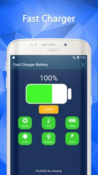 Fast Charging Battery 3x poster