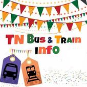 TN Bus & Train Info icon
