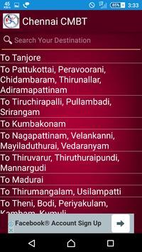 TN Bus & Train Info apk screenshot