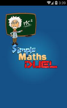 Simple Math Duel poster
