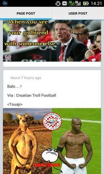 Troll Football poster