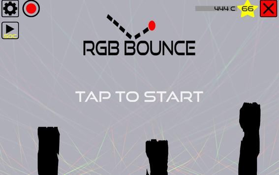 RGB Bounce poster