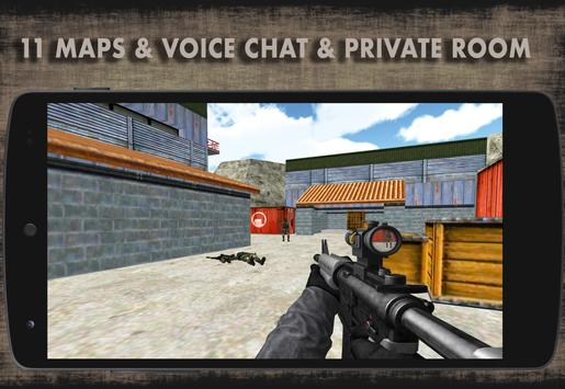 Gun Strike Online FPS apk screenshot