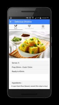 Rasoi Dishes apk screenshot