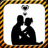 رسائل حب ساخنة رومانسية icon