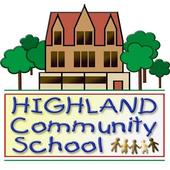 Highland Community School icon