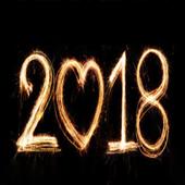 اجمل رسائل راس السنة 2018 icon