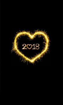 اجمل رسائل راس السنة 2018 poster