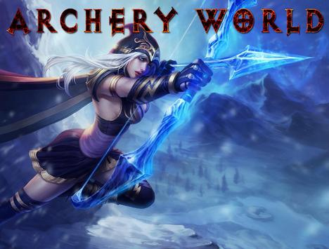 Archery World Champion || Best Graphics 3D Game poster