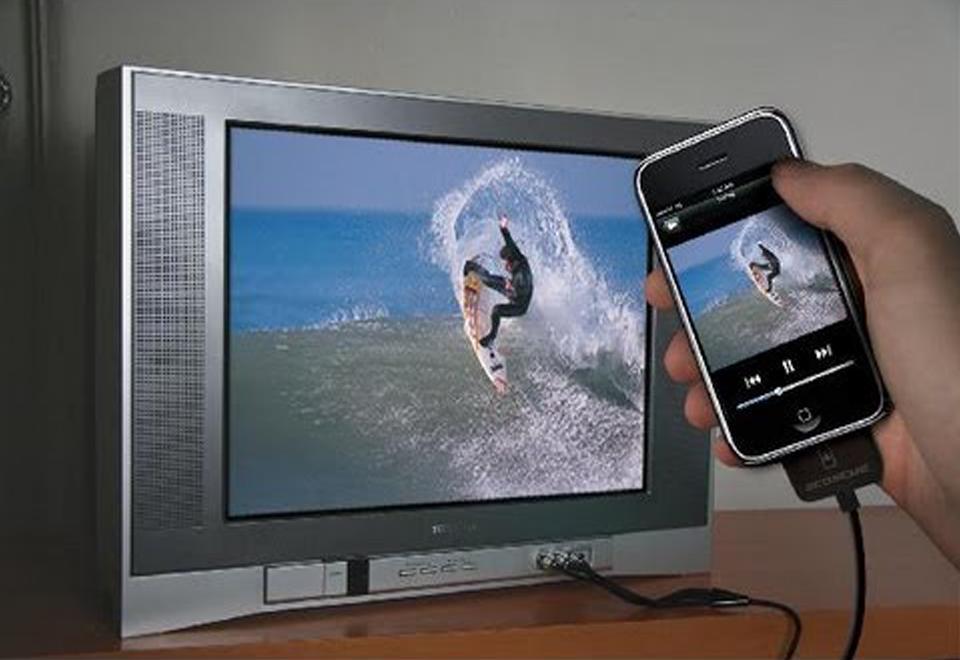Как передать картинку с телефона на телевизор