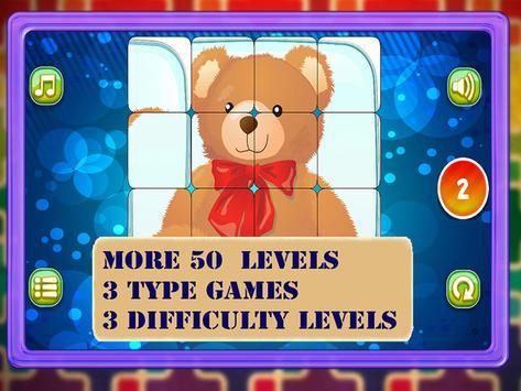 Baby Puzzle Barley-Break 50 screenshot 3