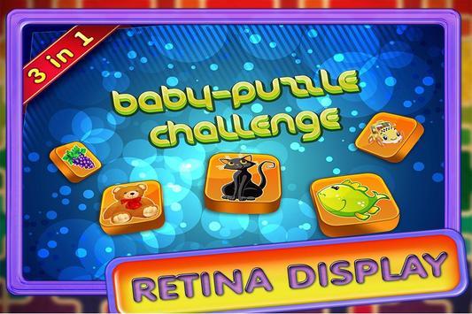 Baby Puzzle Barley-Break 50 screenshot 2