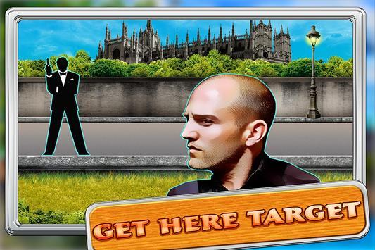 Spy Game Mission London Free apk screenshot