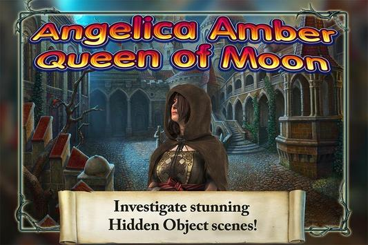 Hidden Object Angelica Amber Queen of Moon apk screenshot