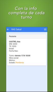 RAS Salud para Recepcionistas screenshot 1