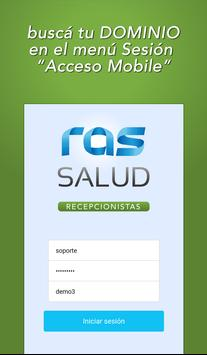 RAS Salud para Recepcionistas screenshot 4
