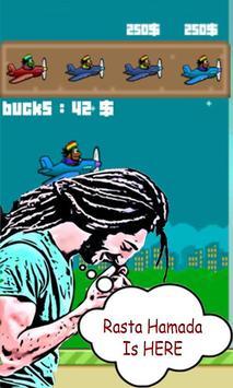 Flappy Scream Hamada Go Game poster