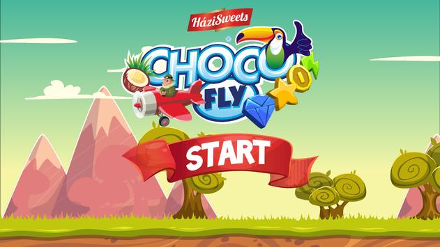 Choco Fly poster