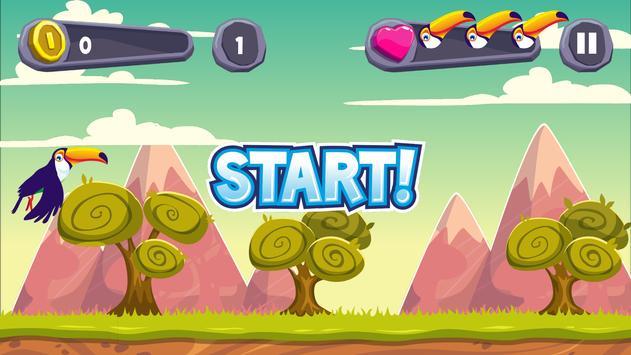 Choco Fly apk screenshot