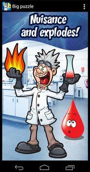 Sweet drop science poster