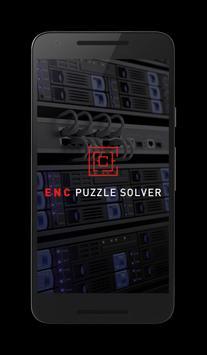 ENC Puzzle Solver poster