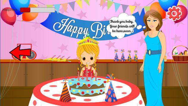 Baby Ewa-Celebrates Birthday apk screenshot