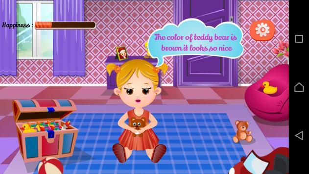 Baby Ewa Learns Color screenshot 14