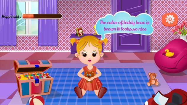 Baby Ewa Learns Color screenshot 4