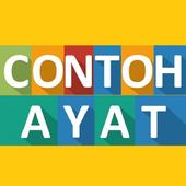 Contoh Ayat icon