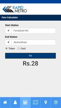 Rapid Metro Gurugram apk screenshot