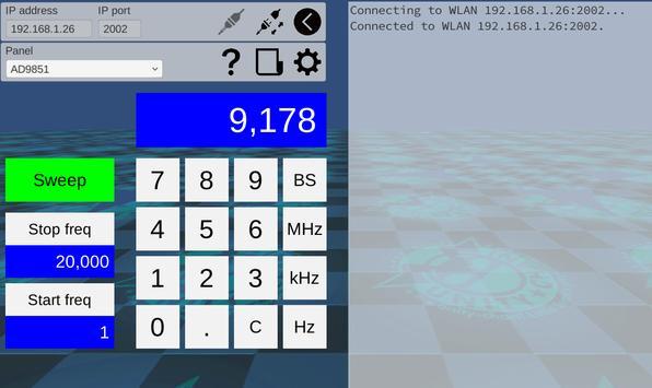 GUI Maker for ESP8266 & ESP32 - Python Inst. Panel screenshot 1