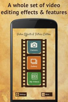 Video Effects & Filters Editor poster