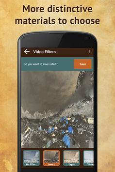 Video Effects & Filters Editor apk screenshot