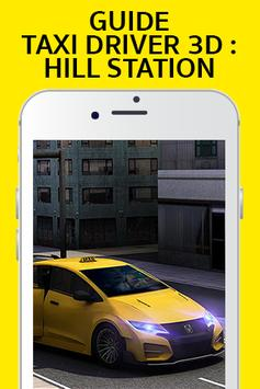 Guide Taxi Driver:Hill Station poster