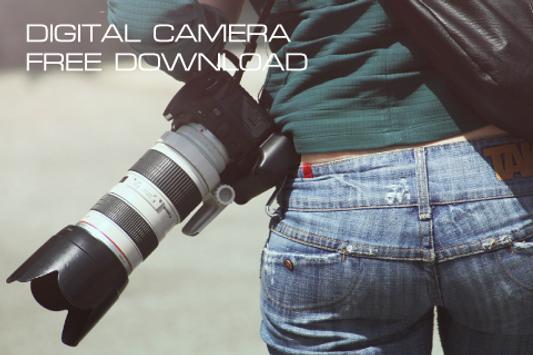 Digital Camera Free Download apk screenshot