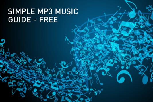Simple Mp3 Music Guide - Free screenshot 1