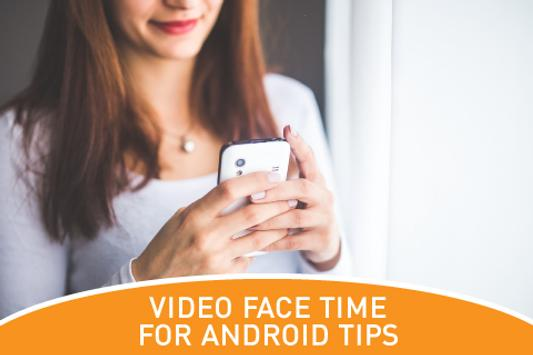 VDO Face Time for Android Tips screenshot 1