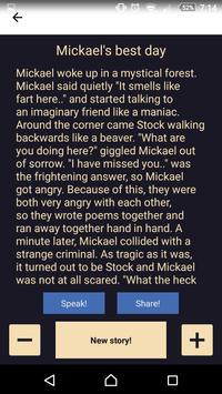 Random Story apk screenshot