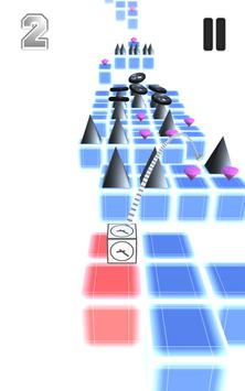 Cube Flip Dive! apk screenshot