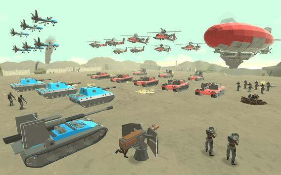 Army Battle Simulator ポスター