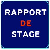 rapport de stage icon