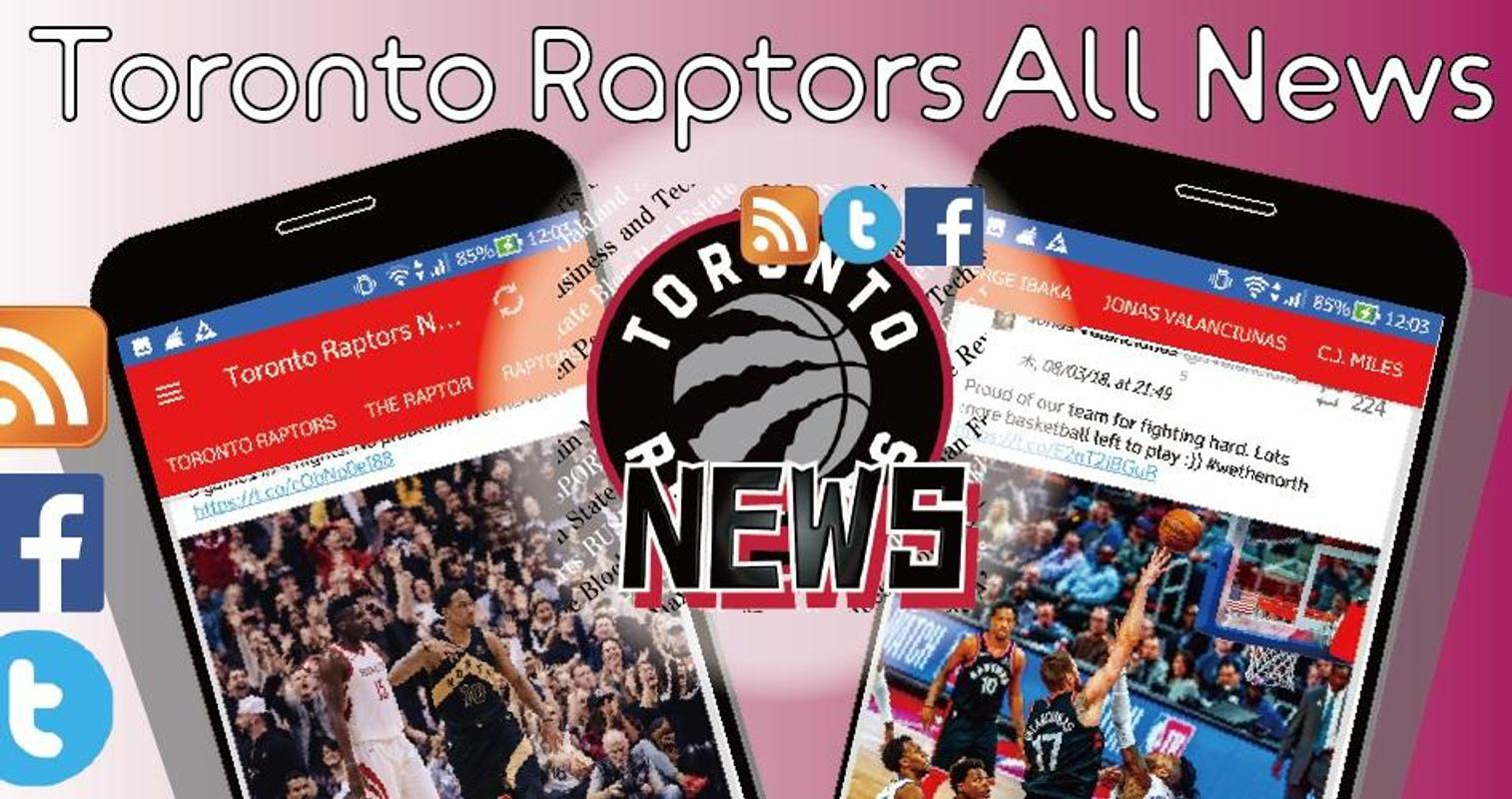 Toronto Raptors All News for Android - APK Download
